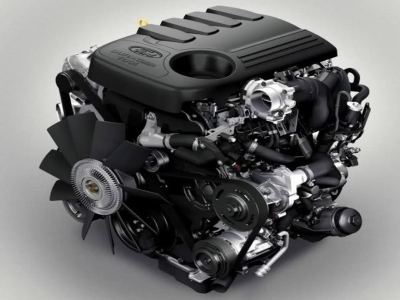 Ford Transit Engine